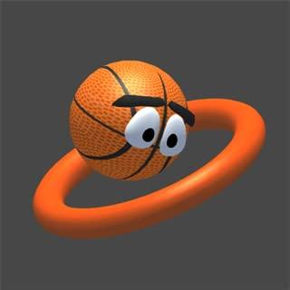 Jump Shot - Bouncing Basketball Game