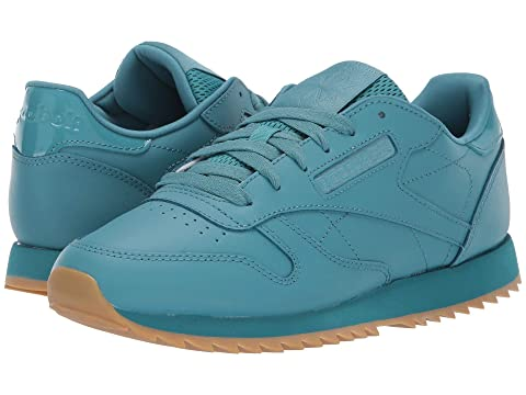 91ef355af2a Reebok Lifestyle Classic Leather Ripple at Zappos.com