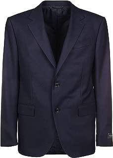 Ermenegildo Zegna Luxury Fashion Mens 65213612TK20 Blue Blazer   Fall Winter 19