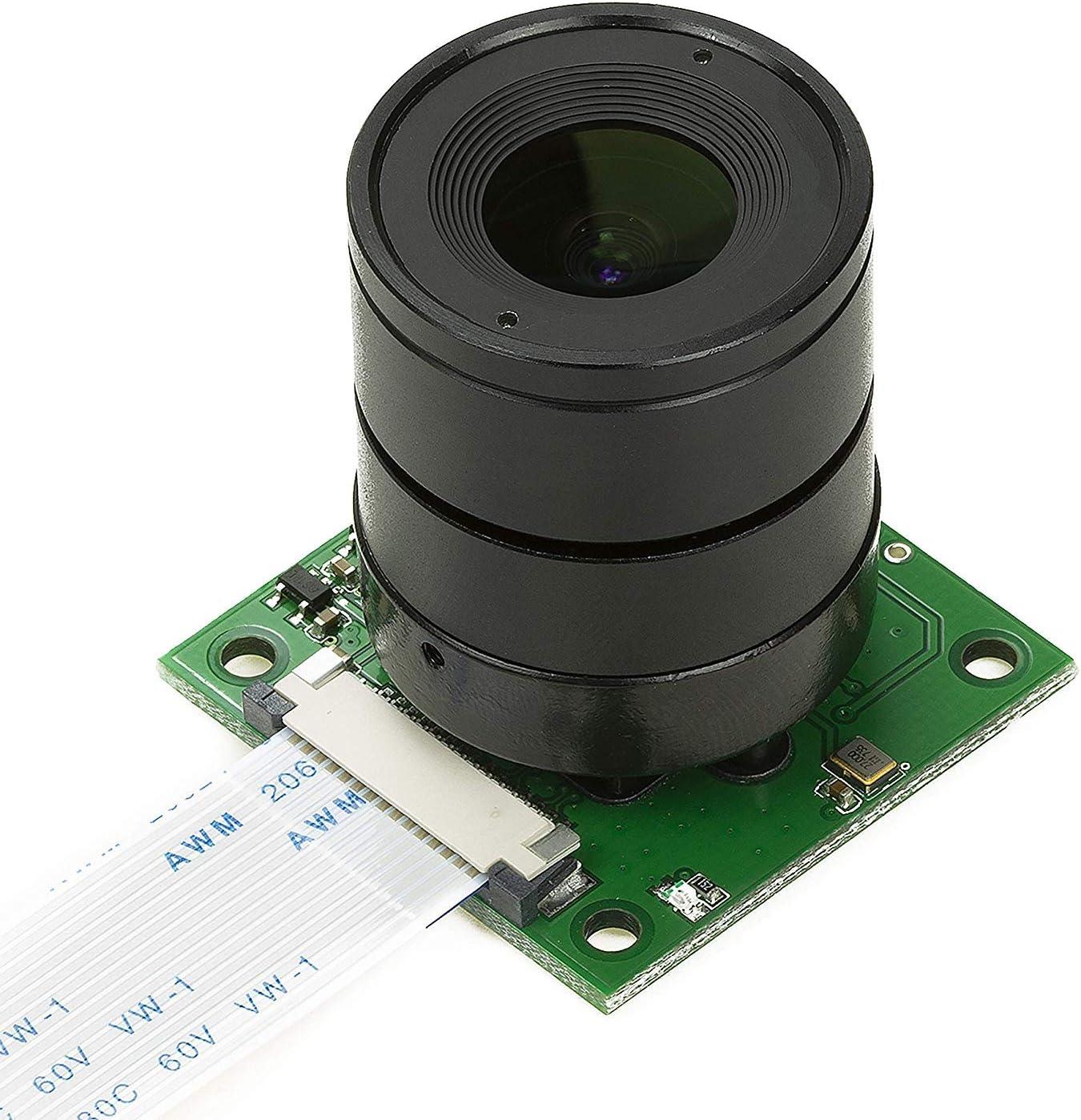 Arducam Max 81% OFF Phoenix Mall for Raspberry Pi Camera CS Interchangeable Lens Mount f