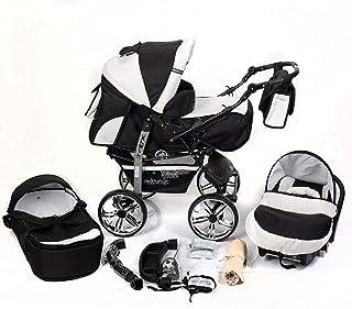 Baby Sportive - Sistema da viaggio 3-in-1 (carrozzina, seggi