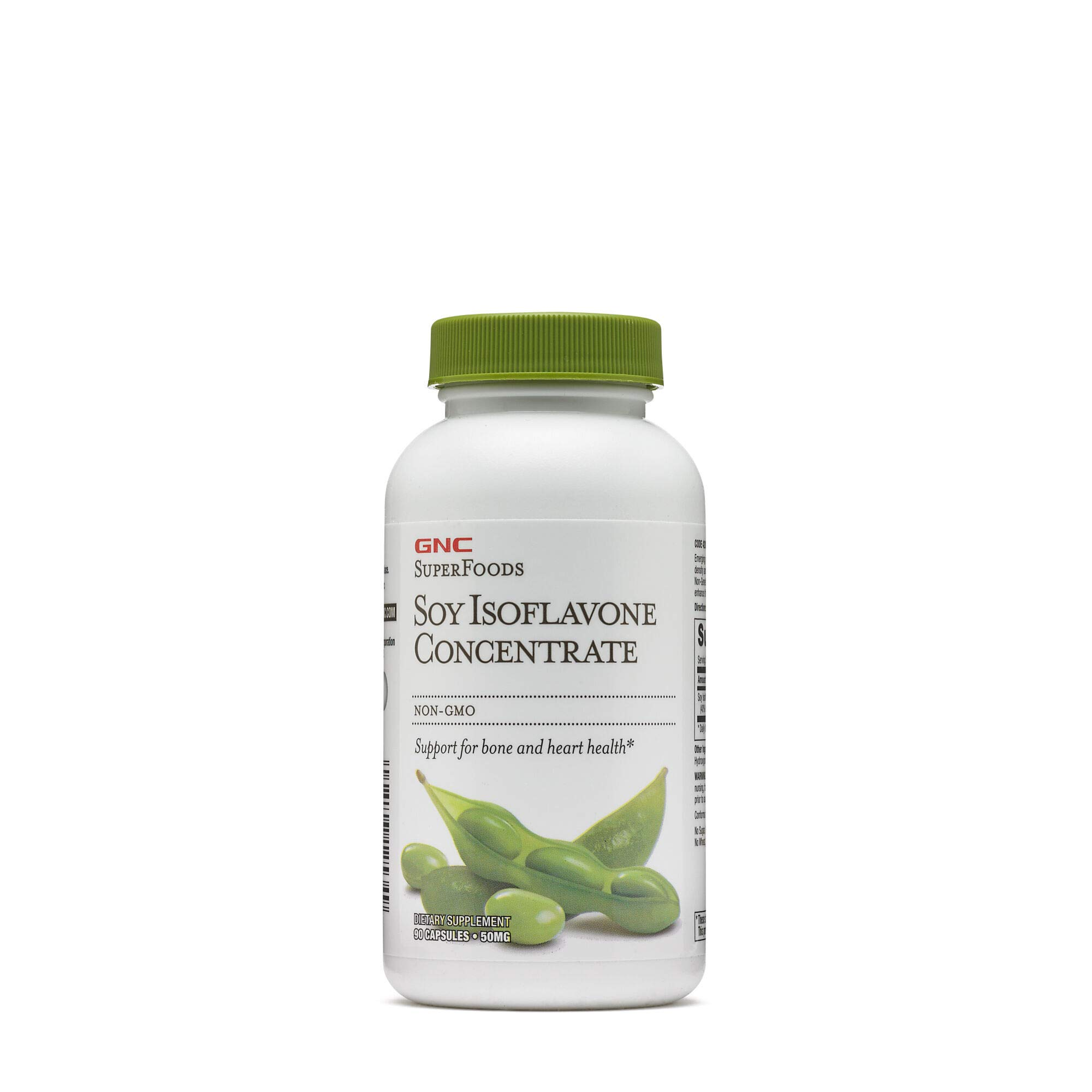 GNC SuperFoods Isoflavone Concentrate caps