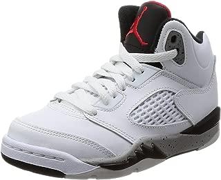 Jordan Air V (5) Retro (Preschool) White