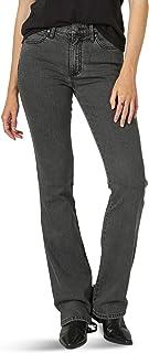 Women's High Rise Oversized Boot Cut Jean