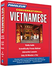 Pimsleur Vietnamese Conversational Course - Level 1 Lessons 1-16 CD: Learn to Speak and Understand Vietnamese with Pimsleur Language Programs (1)