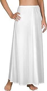 Best white slip wedding dress Reviews