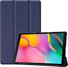ProCase Galaxy Tab A 10.1 2019 T510 T515 Case, Slim Light Smart Cover Stand Hard Shell Folio Case for 10.1 Inch Galaxy Tab A Tablet SM-T510 SM-T515 2019 Release Navy Galaxy Tab A 10.1 (SM-T510 SM-T515)