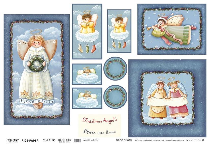 to-DO 91995.0 Decorative Paper, Multicoloured, 50 x 70 x 0.1 cm,