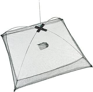 Alpertie 2013newestseller 22'' X 22'' Foldable Trap Baits Cast Lures Fishing Crab Minnow Crawdad Shrimp Dip Net by Seagive