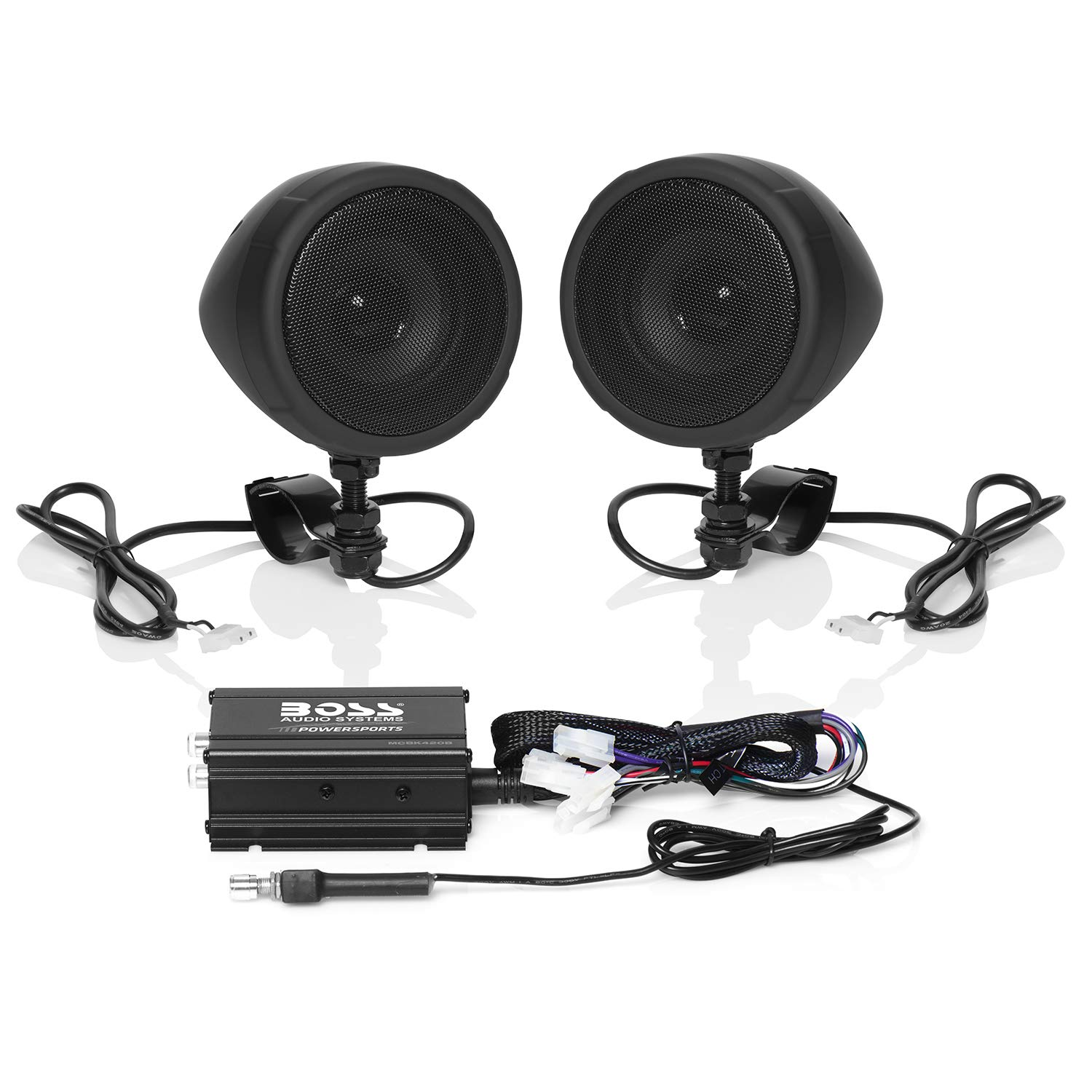 Audio Systems MCBK420B Motorcycle Bluetooth