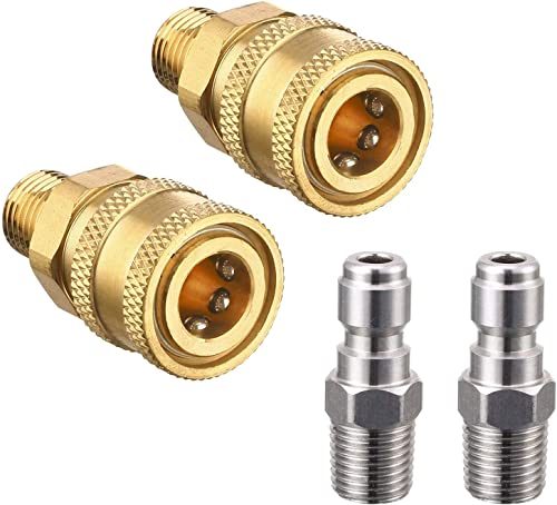 popular Tool Daily Female wholesale NPT Socket to Male online Thread, 1/4 Inch Male NPT Fitting outlet sale