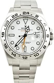 Explorer II Automatic-self-Wind Male Watch 216570 (Certified Pre-Owned)