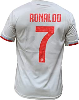 K4NCHA Ronaldo Jersey Away for Men Camouflage Brown CR7 Printed Number 7