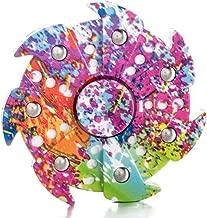 DSSY Stress Spinner Fidget Finger Dice Anti-Stress Release Toys for Children/Adults