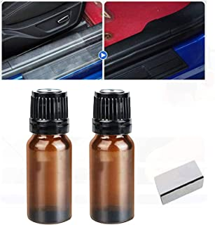 Car Plastic Parts Refurbish Agent, 2pcs Coating Paste Maintenance Car Cleaner, Plastic Restorer for Cars Exterior/Interior,Cleaning Recovery