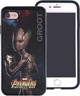 coque iphone xr marvel groot