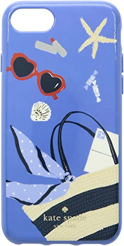 Kate Spade New York - Beach Bag Phone Case for iPhone® 8