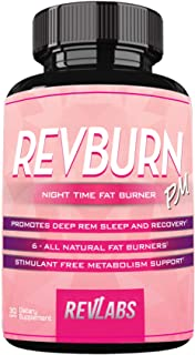 stimulant free fat burner by Rev Labs