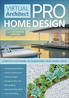 Virtual Architect Professional Home Design 8 [PC Download]