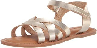 Amazon Essentials - Strappy Sandal, sandals Unisex - Bambini