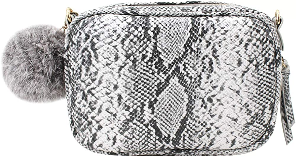 Complete Free Shipping Sun Kea Snakeskin Leather Shoulder Women Crossbody Bag Han Small Quantity limited