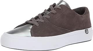 sperry metallic sneaker