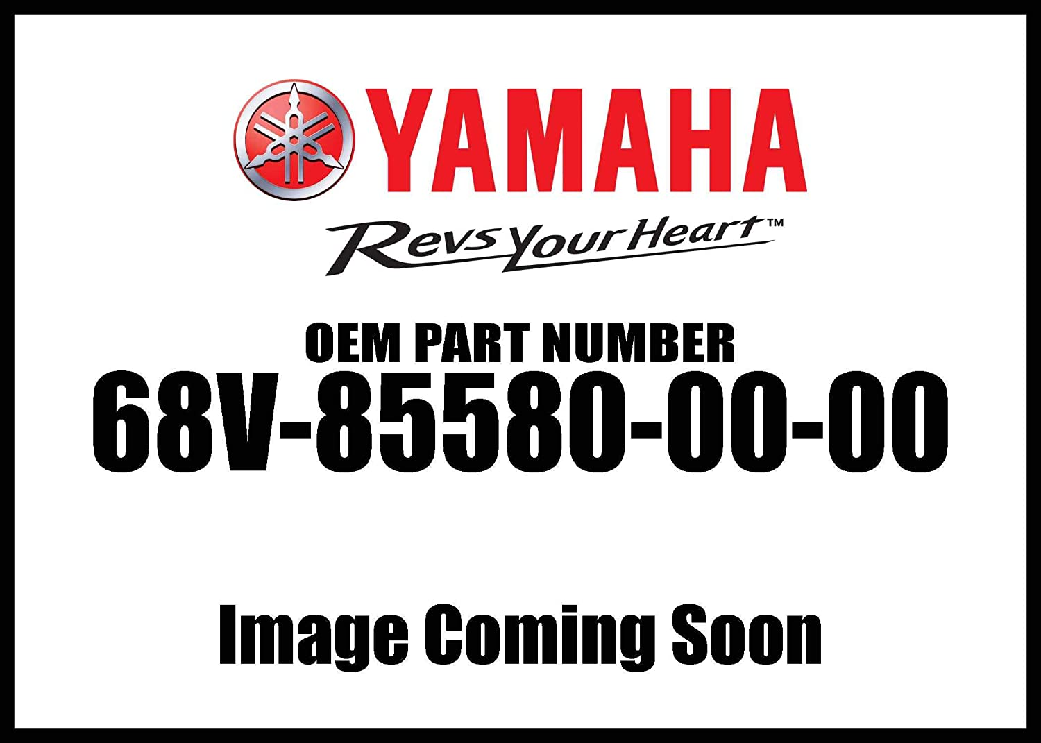 Yamaha 68V-85580-00-00 Coil Pulser; Made by 68V855800000 Safety and trust Free Shipping New