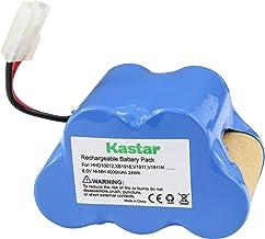 Kastar V1911 Battery 1 Pack, Ni-MH 6V 4000mAh, Replacement for XB1916 HHD10012 Euro-Pro Shark V1911 V1911N V1911-FS V1911F...