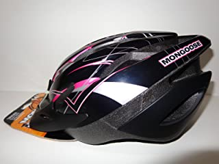 Mongoose Thrasher Adult Bike Helmet