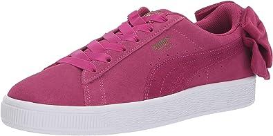 PUMA Women's Suede Bow Sneaker