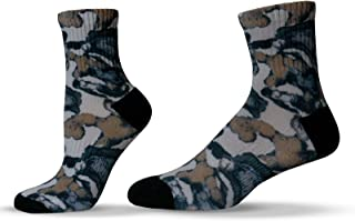pink camouflage socks