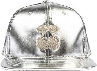 PACHA - Offizielle Cap Ibiza Logo Urban Casual Style Für Frauen Silber