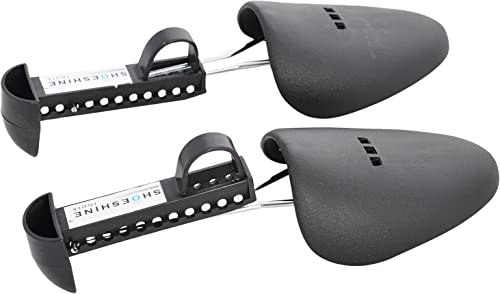 Shoeshine plastic Shoe Trees (1 Pair) Shoe Shaper Shoe Stretcher Support