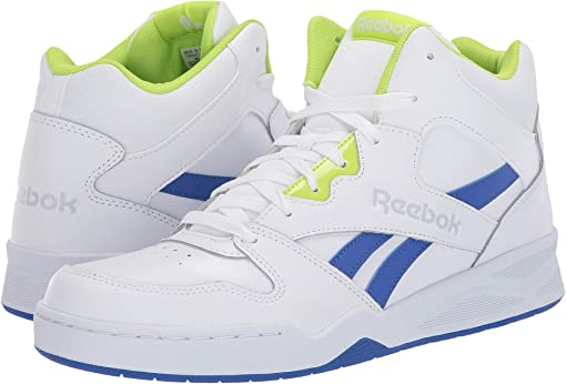 White/Crushed Cobalt/Neon Lime/Cold Grey 2