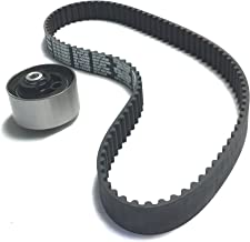 Diamond Power Timing Belt Kit works with Ford Escort Focus Mercury Tracer SOHC 2.0L L4 1997 98 99 2000 01 02 03 04