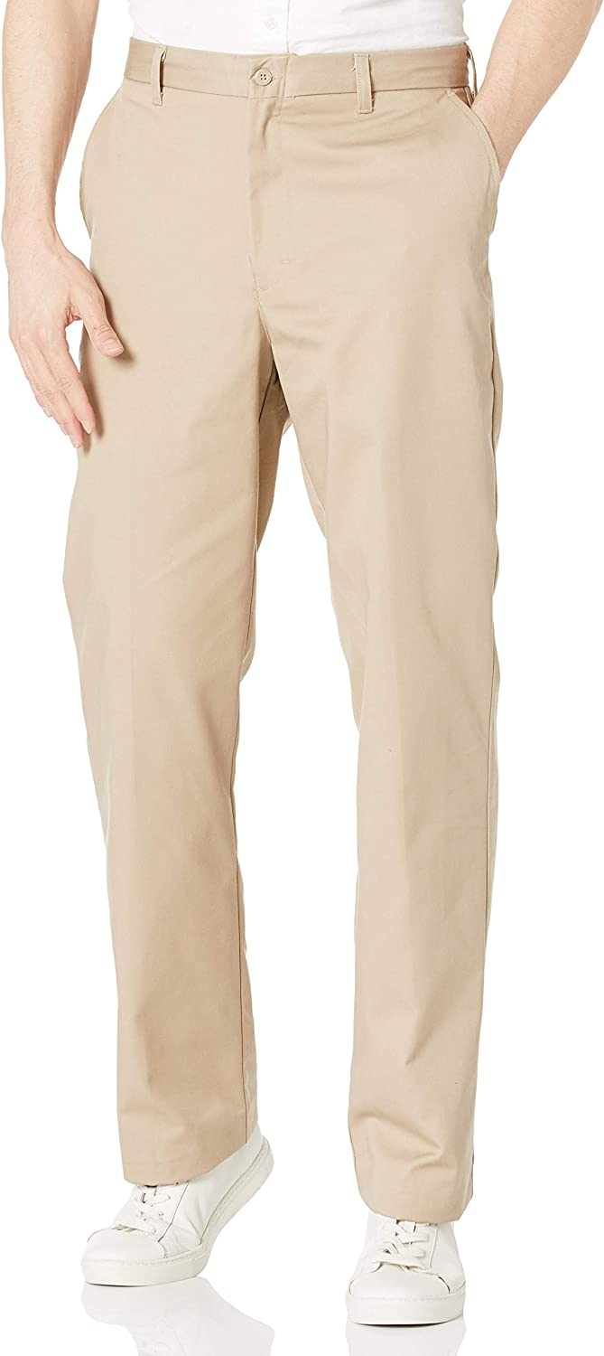 Classroom Men's Tall Flat Front Pant 34 Inch Inseam