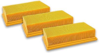 1 auswaschbarer Filter für Hilti VCU40 VCU 40 Filtersäcke 5 Staubsaugerbeutel