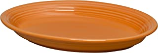 Fiesta 13-5/8-Inch Oval Platter, Tangerine