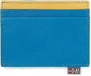 NP Houlton Tarjetero, 10 cm, Azul (Plastic)