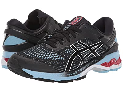 ASICS GEL-Kayano(r) 26 (Black/Heritage Blue) Women