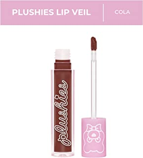 lime crime plushies blackberry