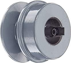 v belt pulley types