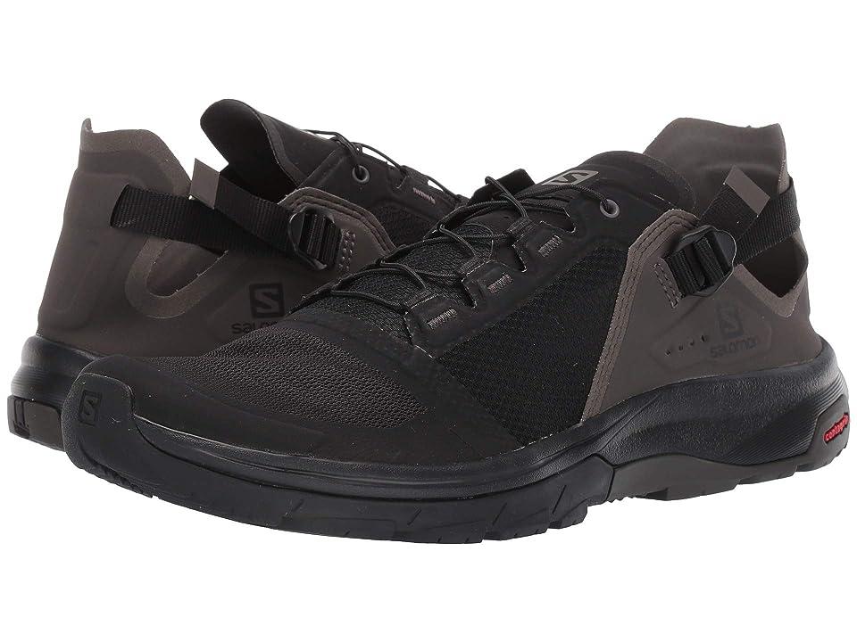 Salomon Techamphibian 4 (Black/Beluga/Castor Gray) Men
