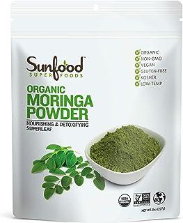 Sunfood Moringa (8 Ounce)