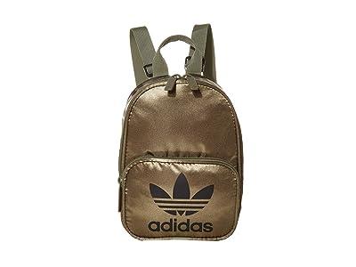 adidas Originals Originals Santiago Mini II Backpack (Legacy Green/Black) Backpack Bags