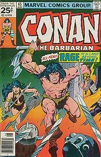 Conan the Barbarian #65 VF/NM ; Marvel comic book