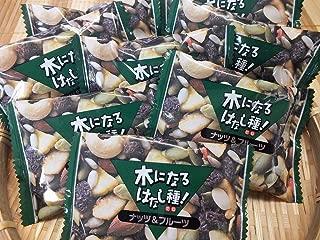 一榮食品 小袋 ナッツ&フルーツ 900g チャック付き袋 ドライフルーツ ミックスナッツ 種 健康菓集 木になるはなし種