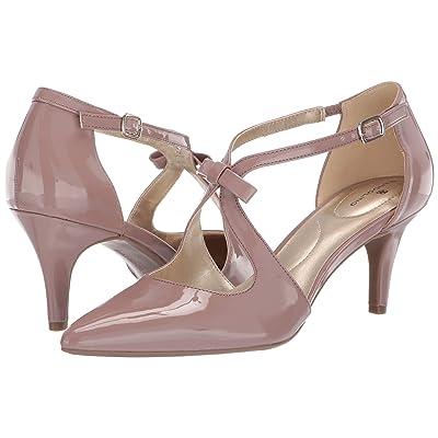 Bandolino Zeffer Pump (Medium Pink Synthetic) Women