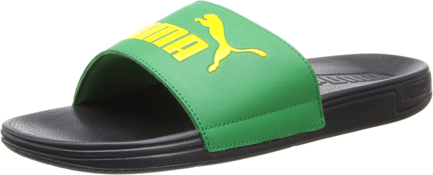 Puma Men's San Paulo Slide Sandal Black