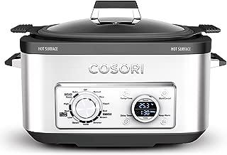COSORI CP001-SC Programmable Multi-Cooker Pot, Silver
